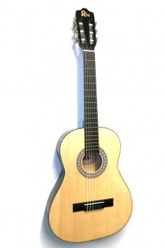 Rio 1/4 size (30'') Junior Classical Guitar - Natural