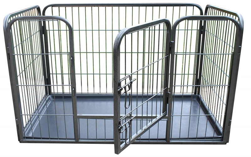 Raygar Heavy Duty Pet Dog Cage Crate Enclosure With Tray Www Raygardirect Com
