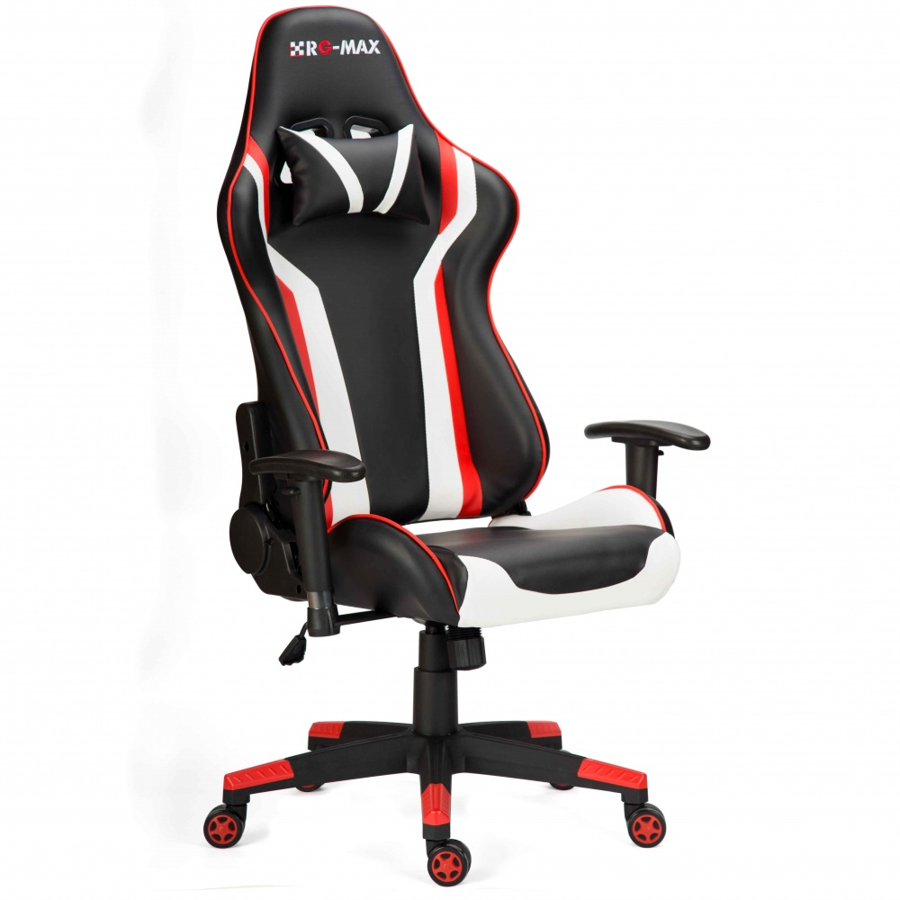 Rg Max Gaming Racing Recliner Chair Red Www
