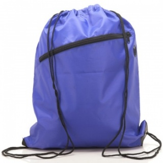 RayGar Drawstring Bags for School/Sport Pack of 10 - Purple