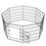 RayGar Pet Pen 8 Panel Exercise & Playpen